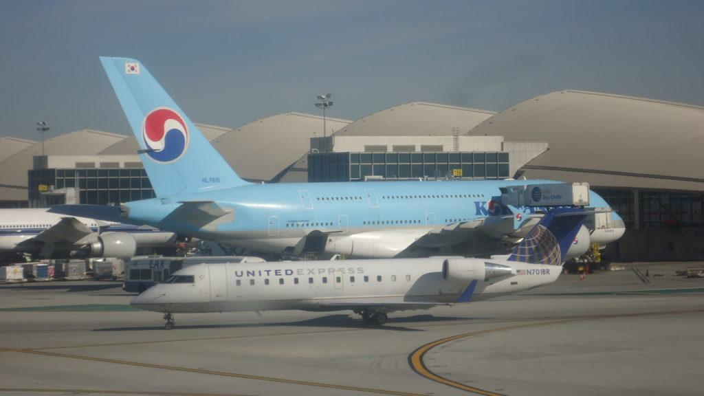Korean Air полетит в Москву на Boeing 787-9