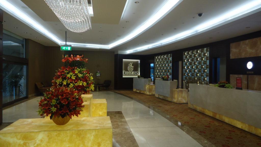 Скоро: новый бар с шампанским в лаунже первого класса Emirates в Дубае
