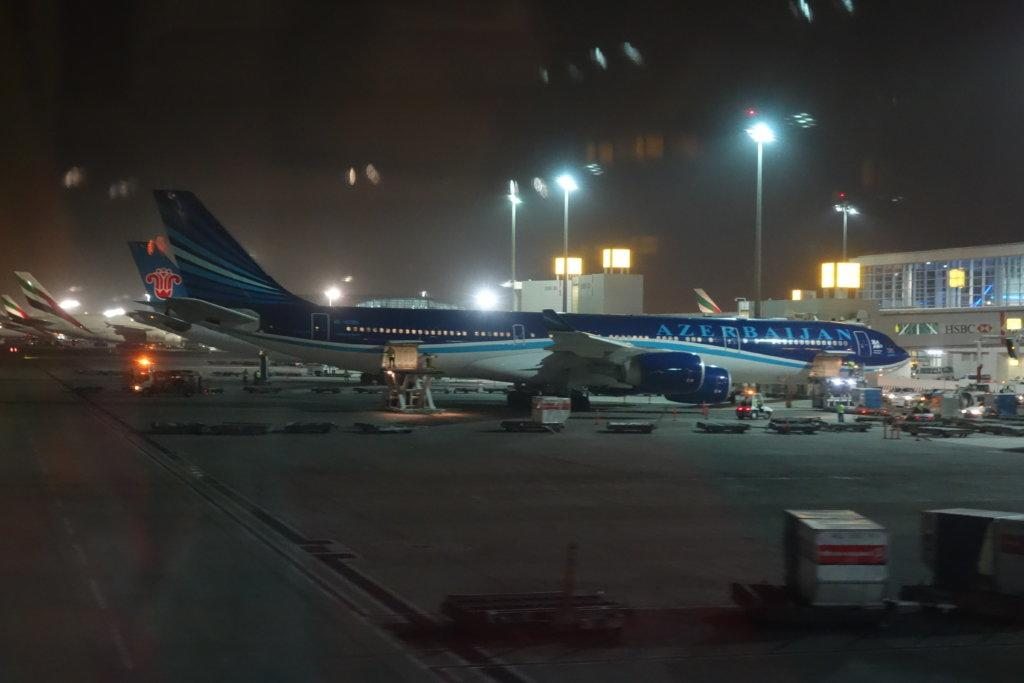 План развития Azerbaijan Airlines