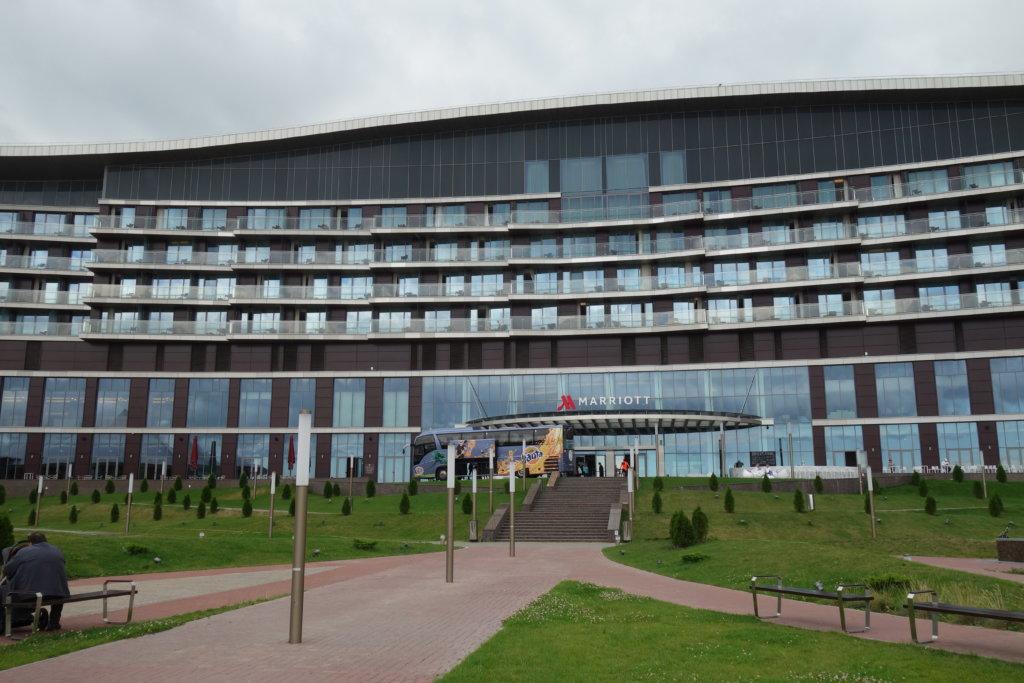 Почему минский Marriott лучше Al Maha?