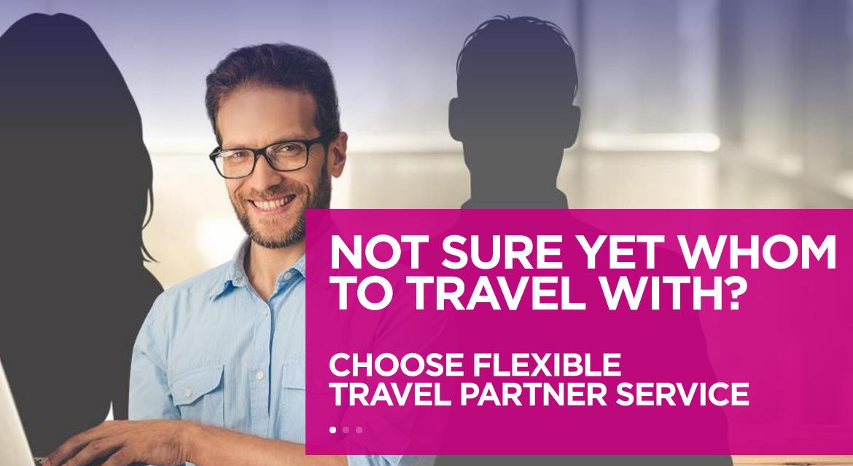 partner travel Adult