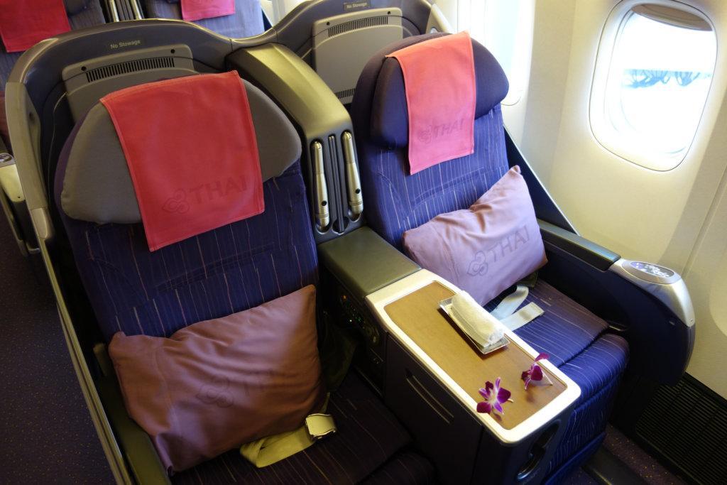 Потрясающие расценки на премиальные билеты Thai Airways в Москву (и не только)