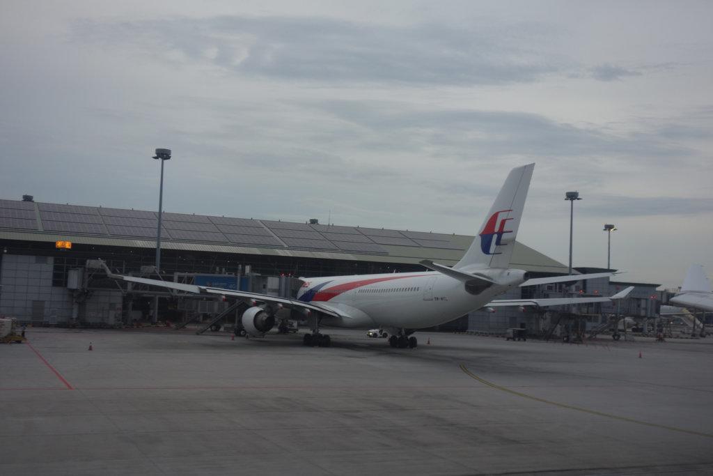 Первый класс Malaysia Airlines больше нельзя забронировать за мили?