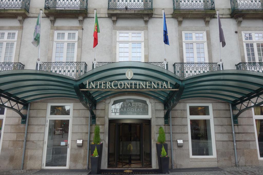 Как получить бесплатный доступ в Club Lounge и/или завтрак в Intercontinental