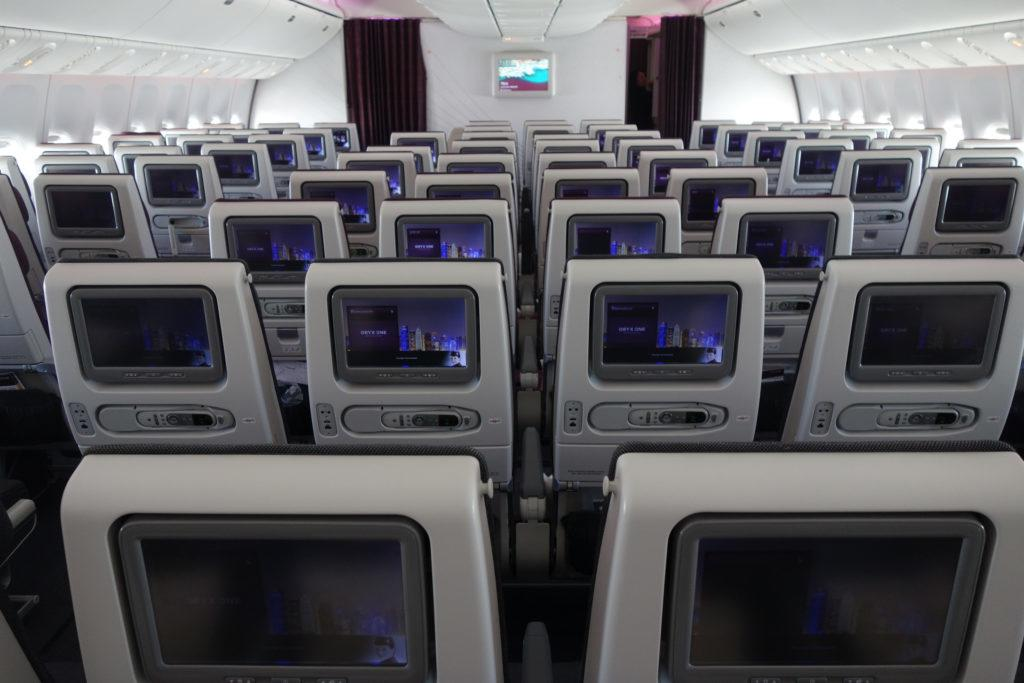 Мильная распродажа Qatar Airways Easy Deals