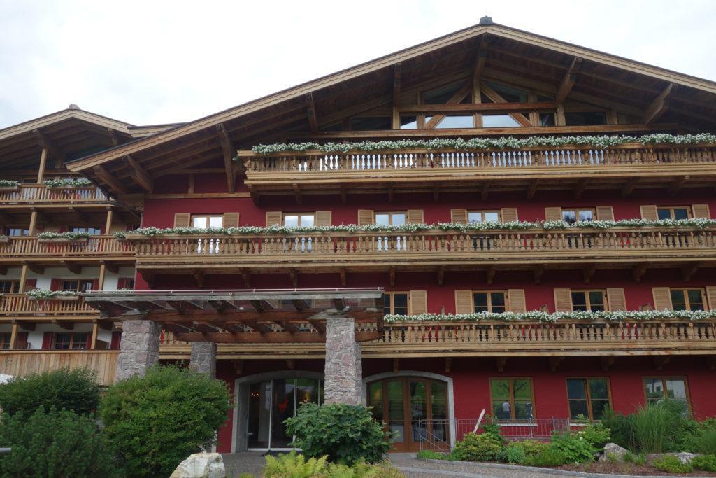 Обзор: Kitzhof Mountain Design Resort, Китцбюэль