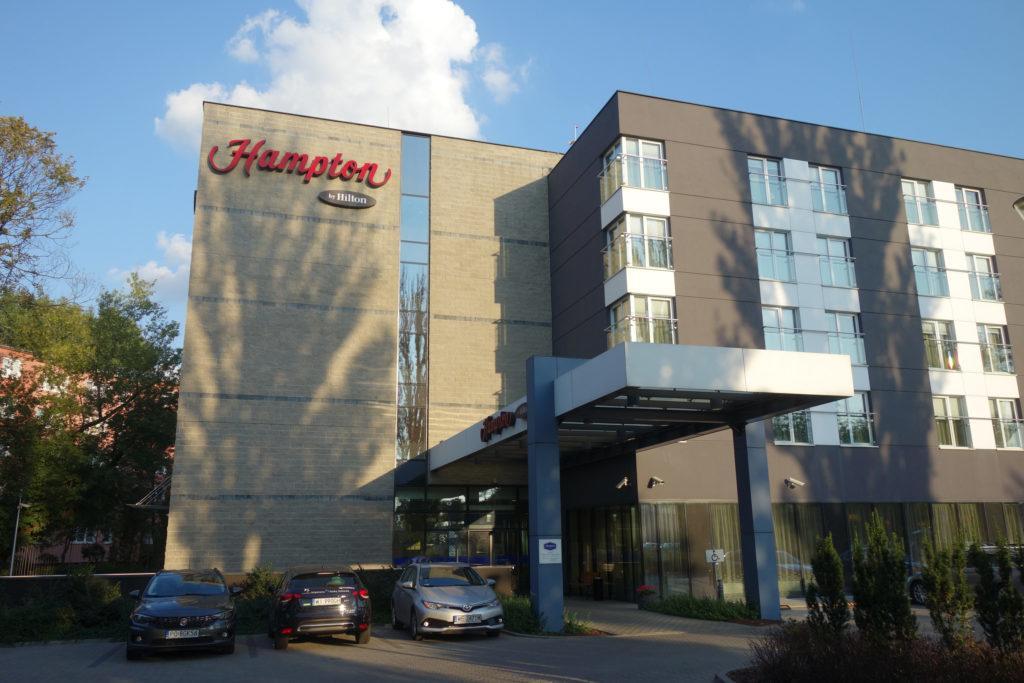 Обзор: Hampton by Hilton Warsaw Airport, Варшава