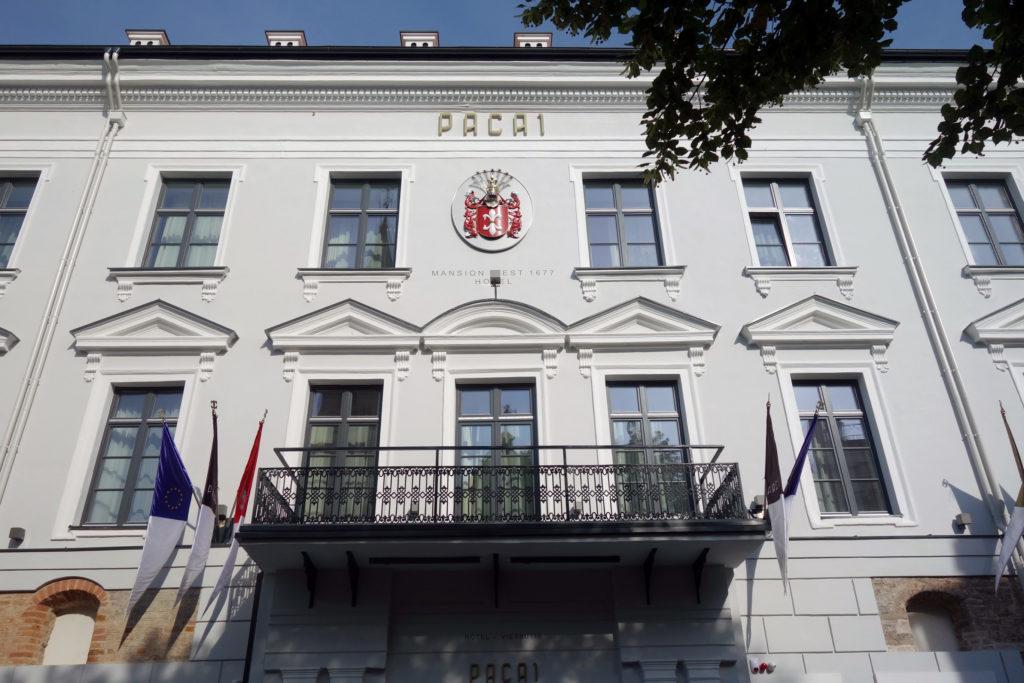 Обзор: Hotel Pacai, Вильнюс