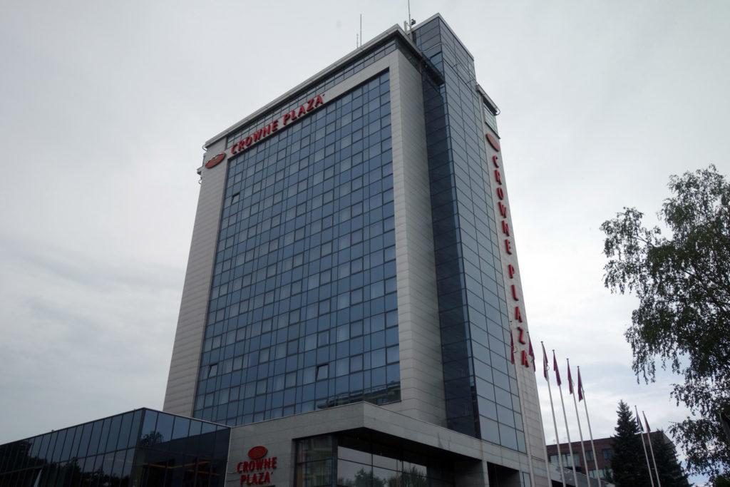 Обзор: Crowne Plaza, Вильнюс
