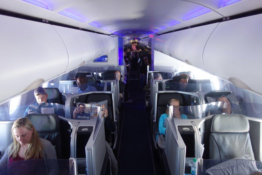 Бизнес-класс JetBlue (Mint) в 5 фотографиях