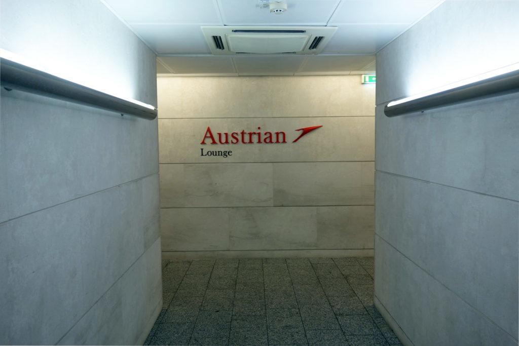 Обзор: Austrian Business Lounge, гейты D, Вена