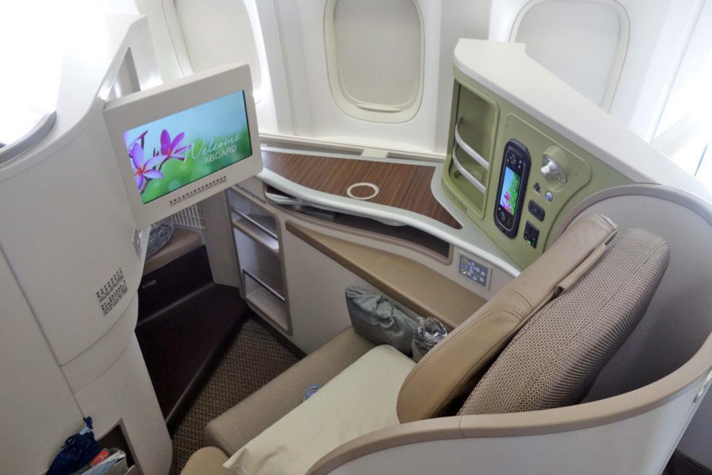 Новые дорожные наборы EVA Air