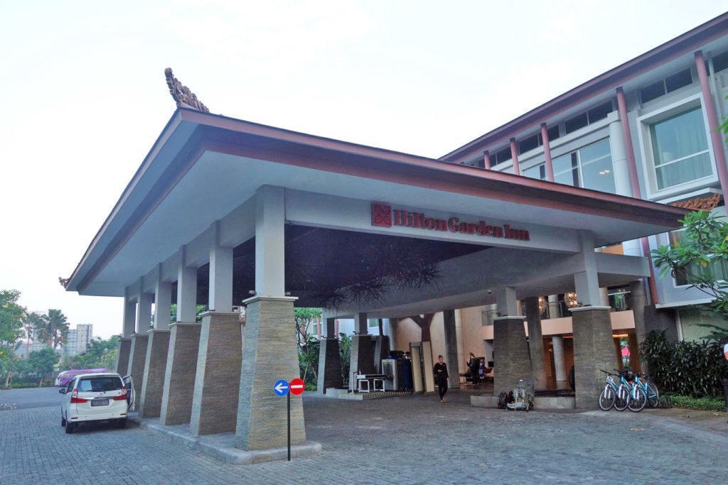 Обзор: Hilton Garden Inn Ngurah Rai Airport, Бали