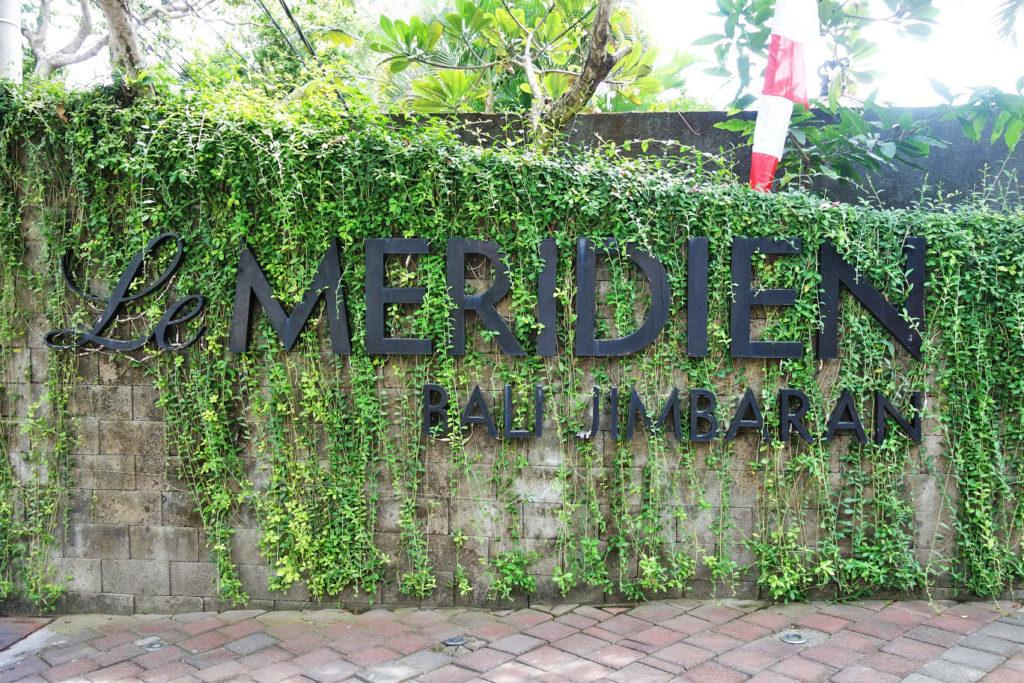 Обзор: Le Méridien Jimbaran, Бали