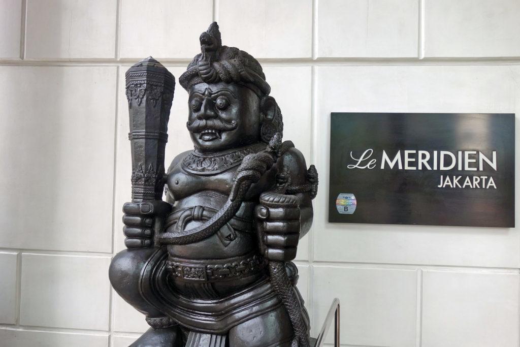 Обзор: Le Meridien, Джакарта