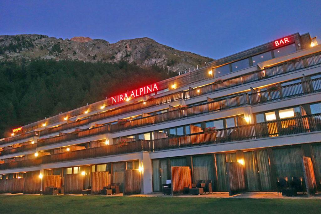 Обзор: Nira Alpina, Сильваплана, Швейцария