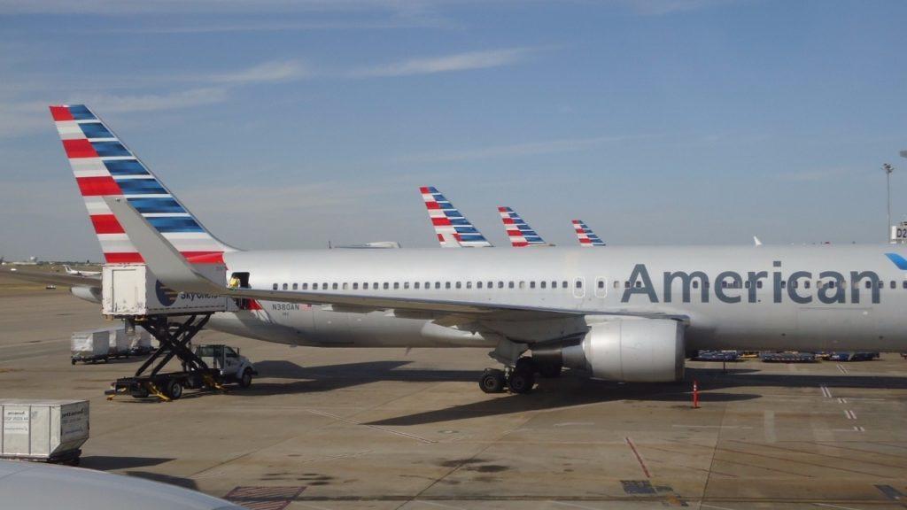 Бизнес-класс American Airlines из Гонконга в Мексику от 1840$