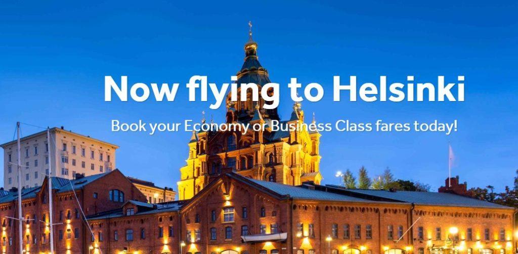 Flydubai начала полеты в Хельсинки на Boeing 737 MAX 8