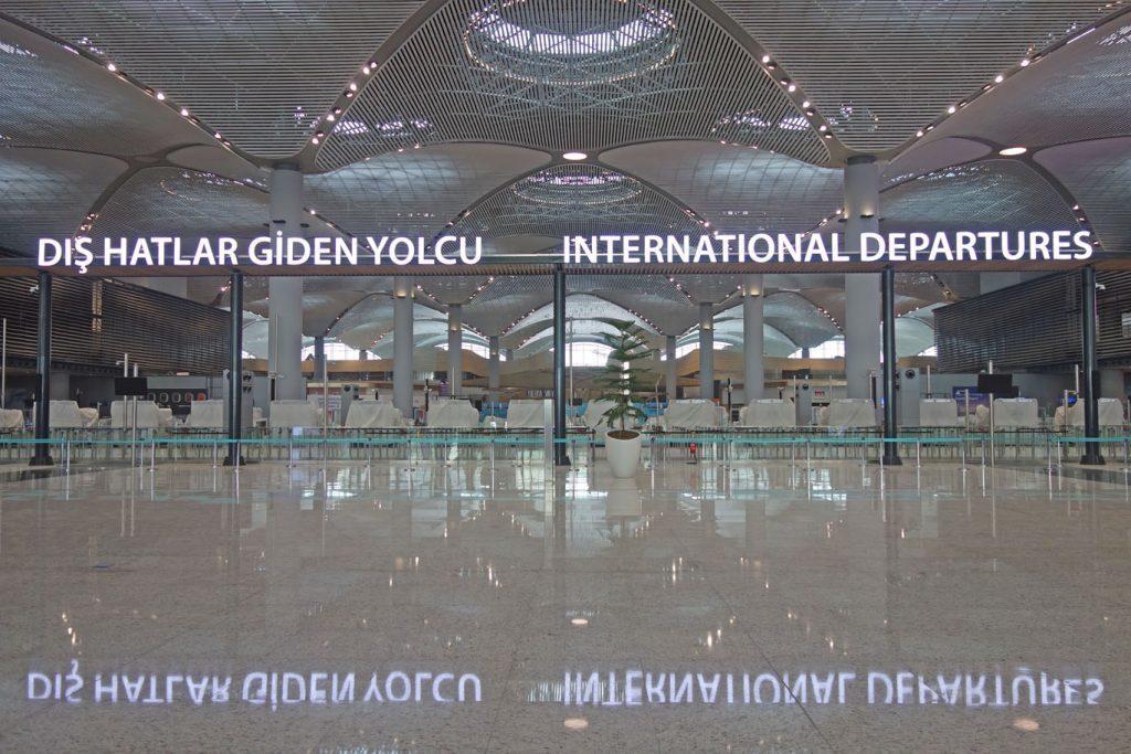 Мои впечатления от пересадки в новом аэропорту Стамбула