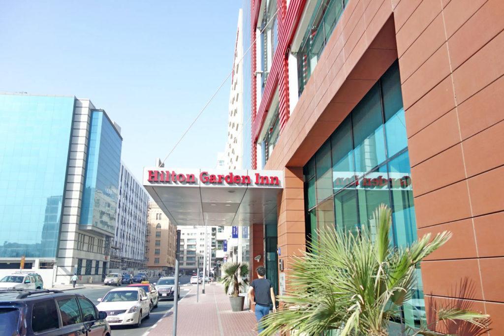 Обзор: Hilton Garden Inn Mall Of The Emirates, Дубай