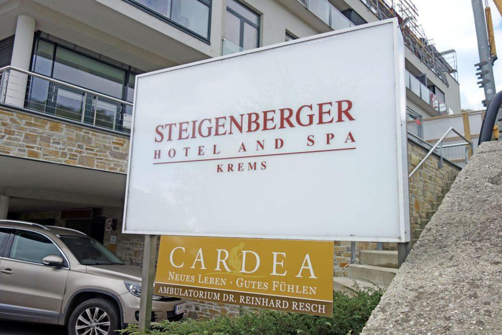 Обзор: Steigenberger Hotel and Spa, Кремс, Австрия