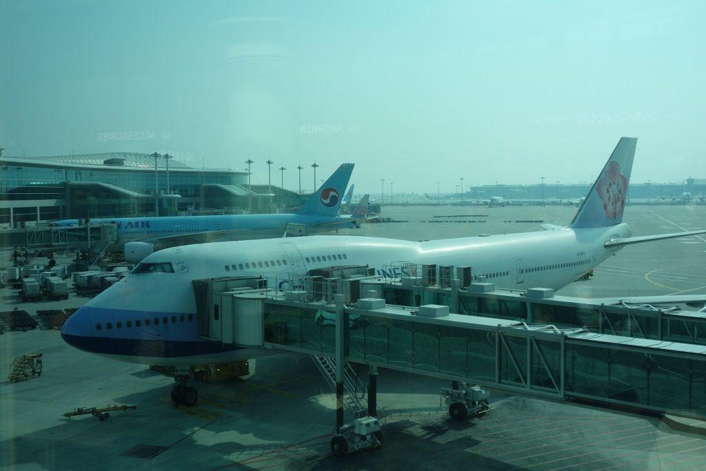 Как получить место в первом классе China Airlines?
