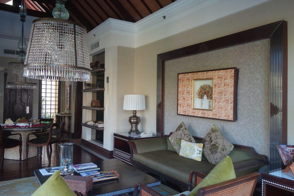 Впечатления от St. Regis Bali