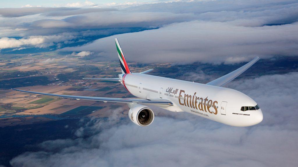 Emirates открывает рейсы в Порту
