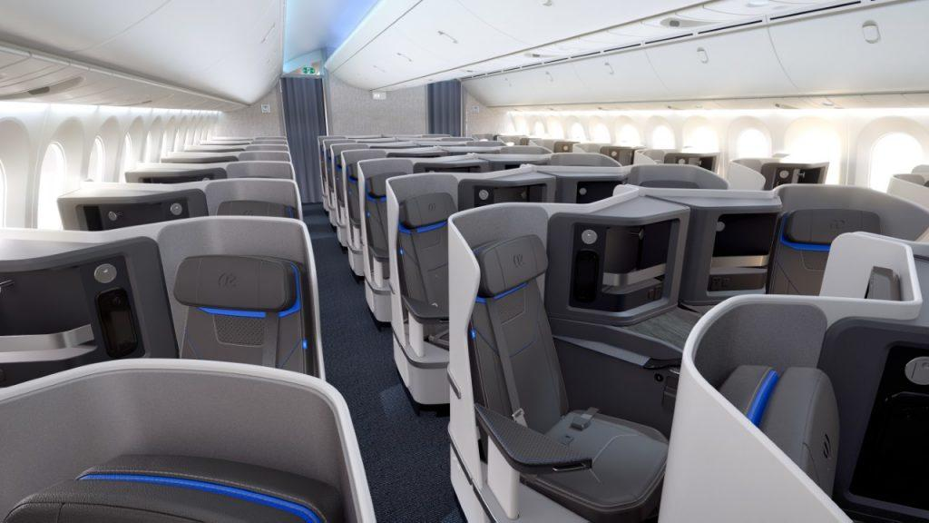 Air Europa представила новый бизнес-класс