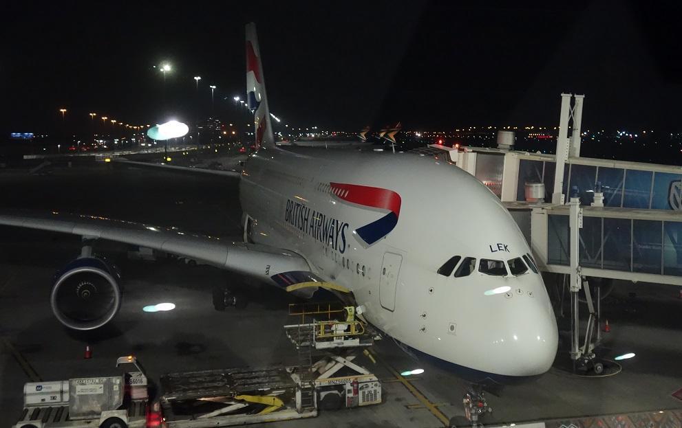 ОГО: 100% бонусных авиосов за полеты с British Airways