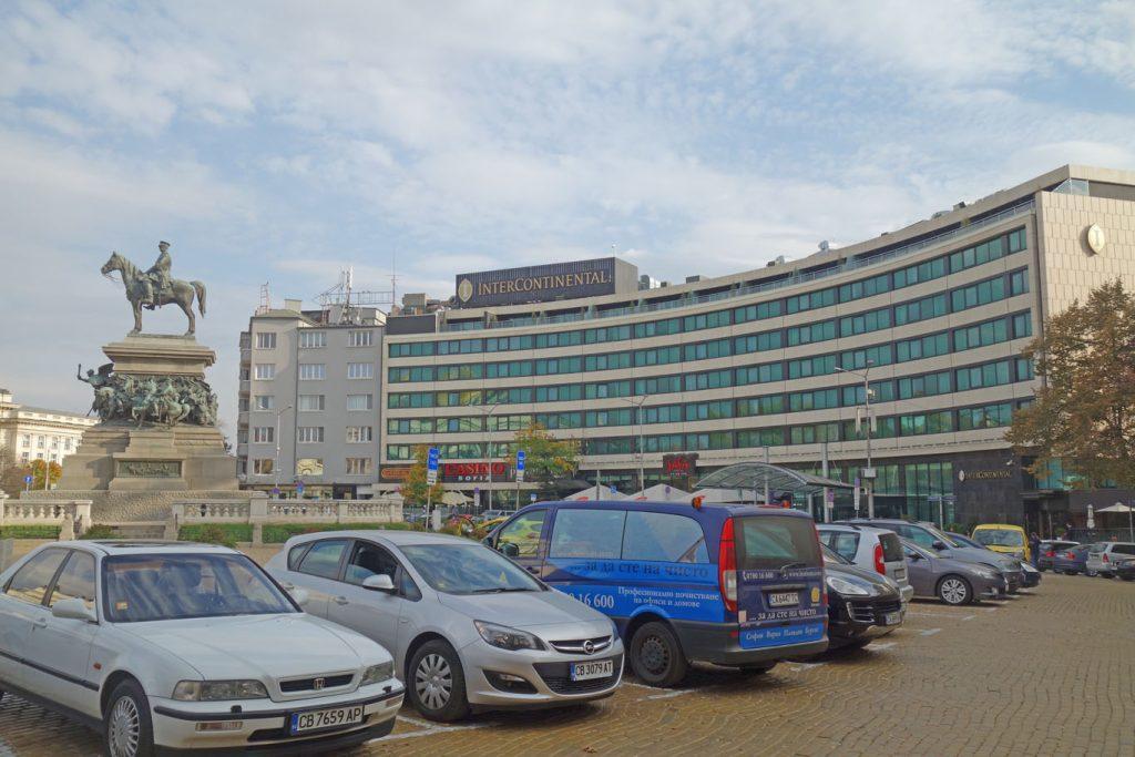 Обзор: InterContinental, София