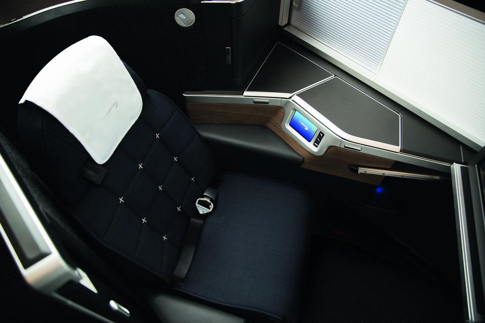 ОГО: Новый бизнес-класс British Airways
