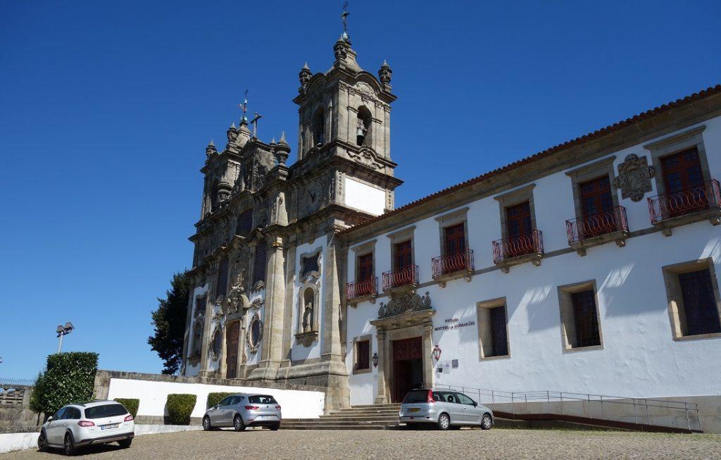 Первое впечатление от португальских Pousadas de Portugal