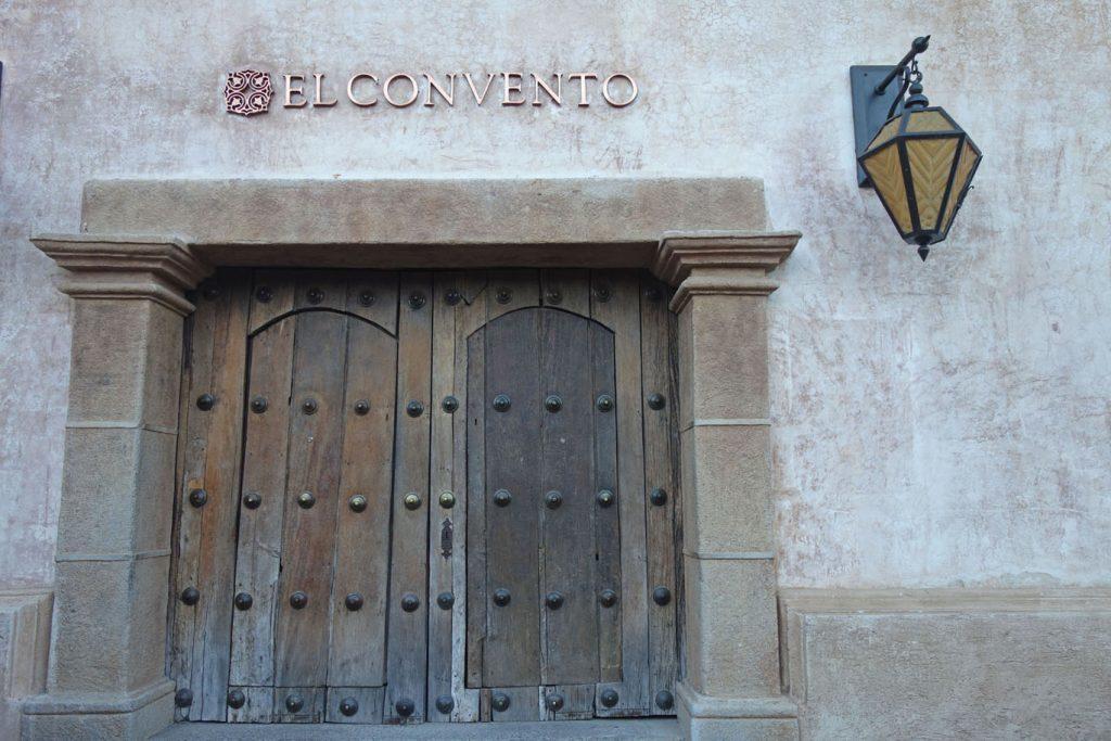 Обзор: El Convento, Антигуа