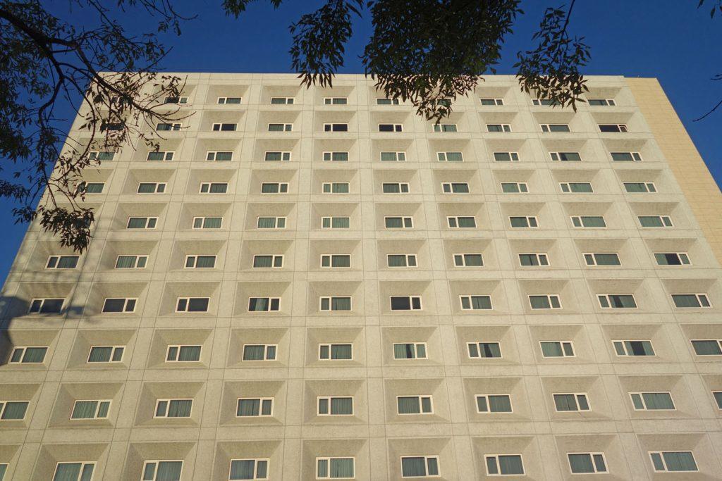 Обзор: Courtyard by Marriott Revolucion, Мехико