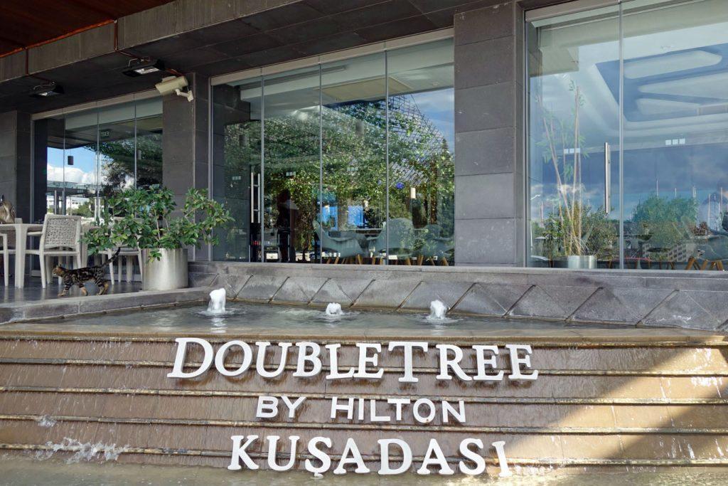Обзор: DoubleTree by Hilton, Кушадасы