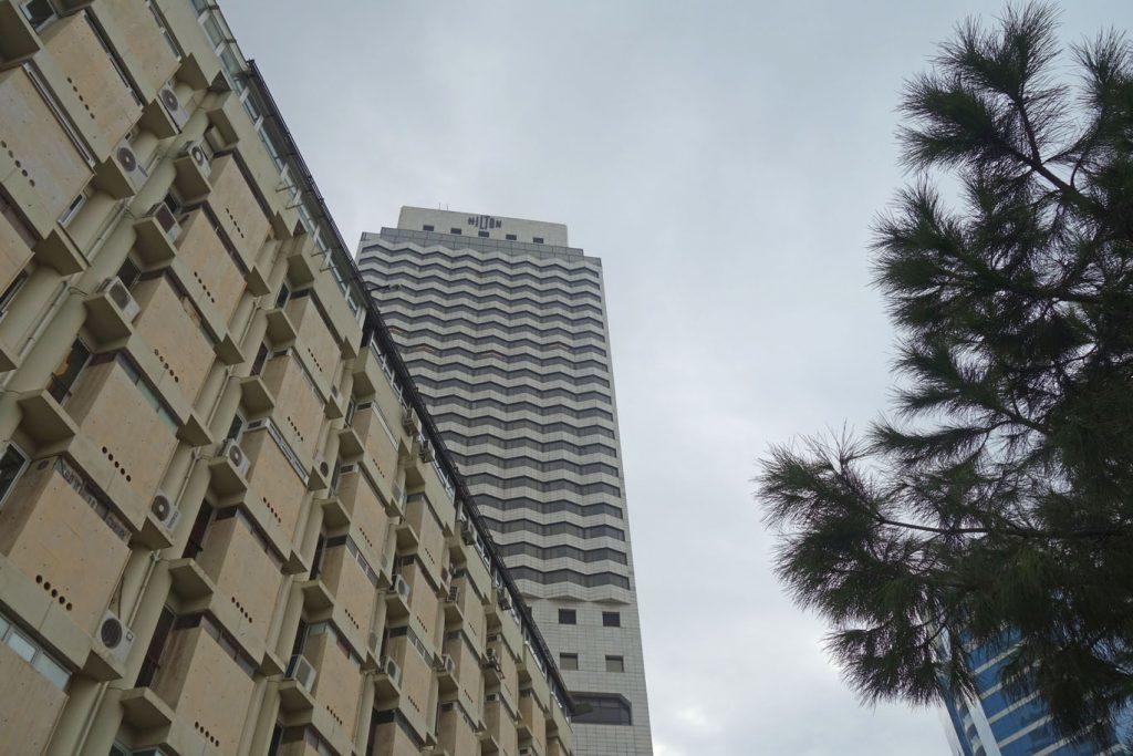 Обзор: Hilton, Измир