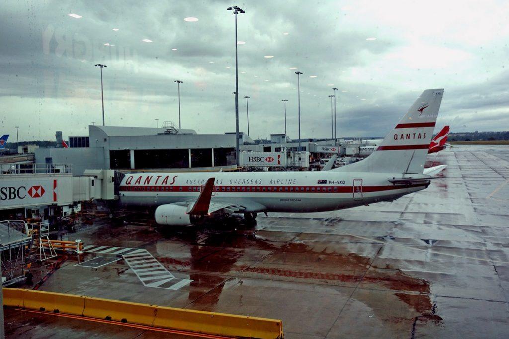 Хорошая доступность премиальных билетов в первом классе Qantas!