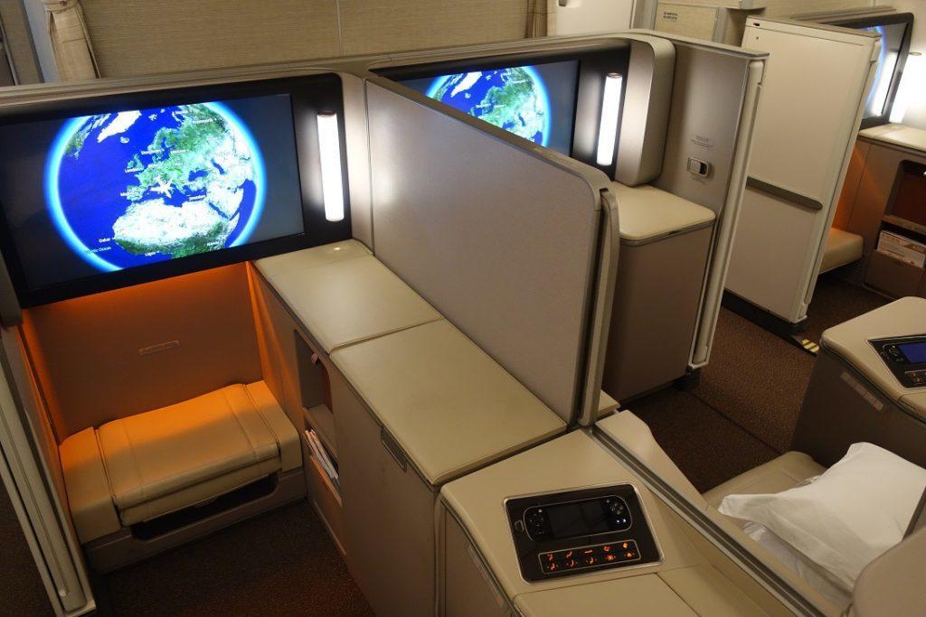 Бизнес-класс China Eastern (A350) в 5 фотографиях
