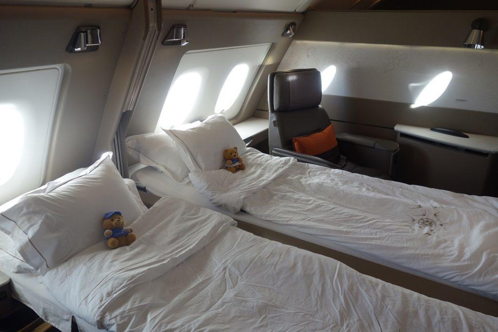 Два полета в первом классе Singapore Airlines, включая новые Suites, за 770$