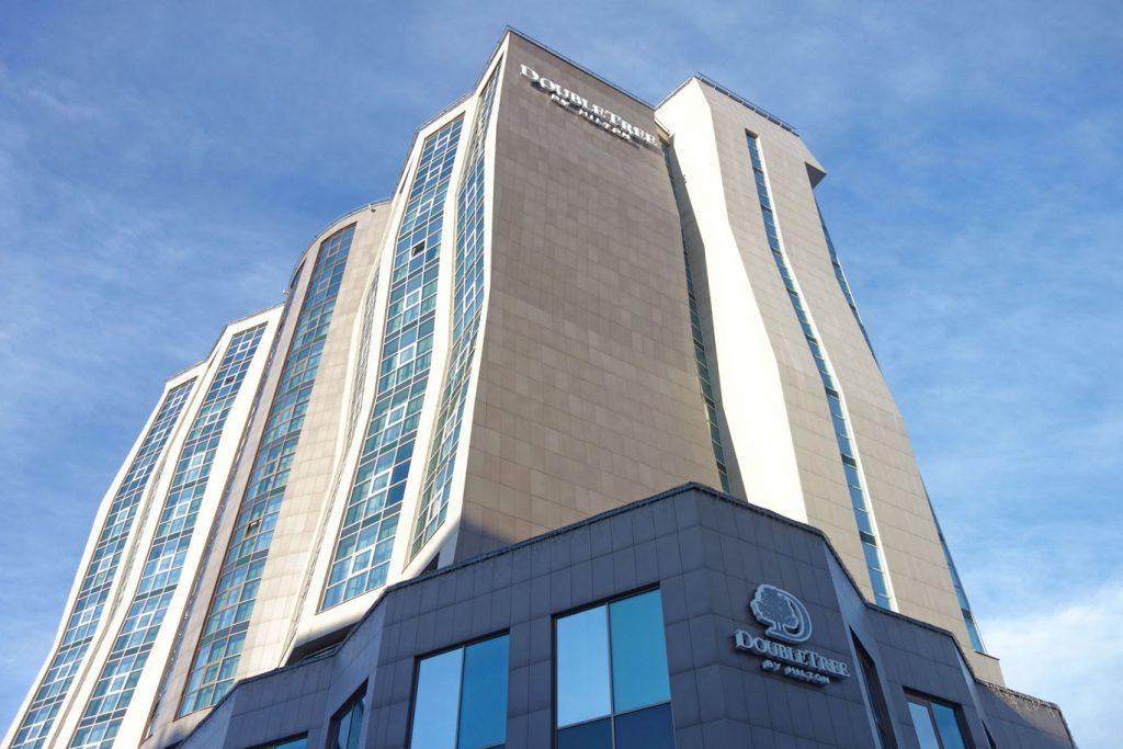 Обзор: DoubleTree by Hilton, Братислава