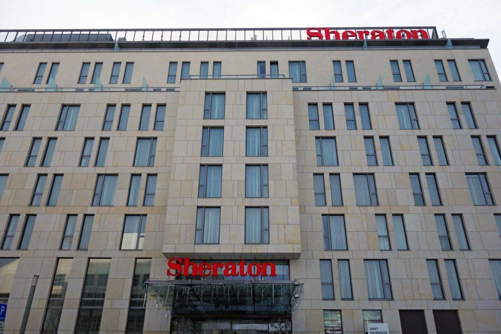 Обзор: Sheraton, Братислава