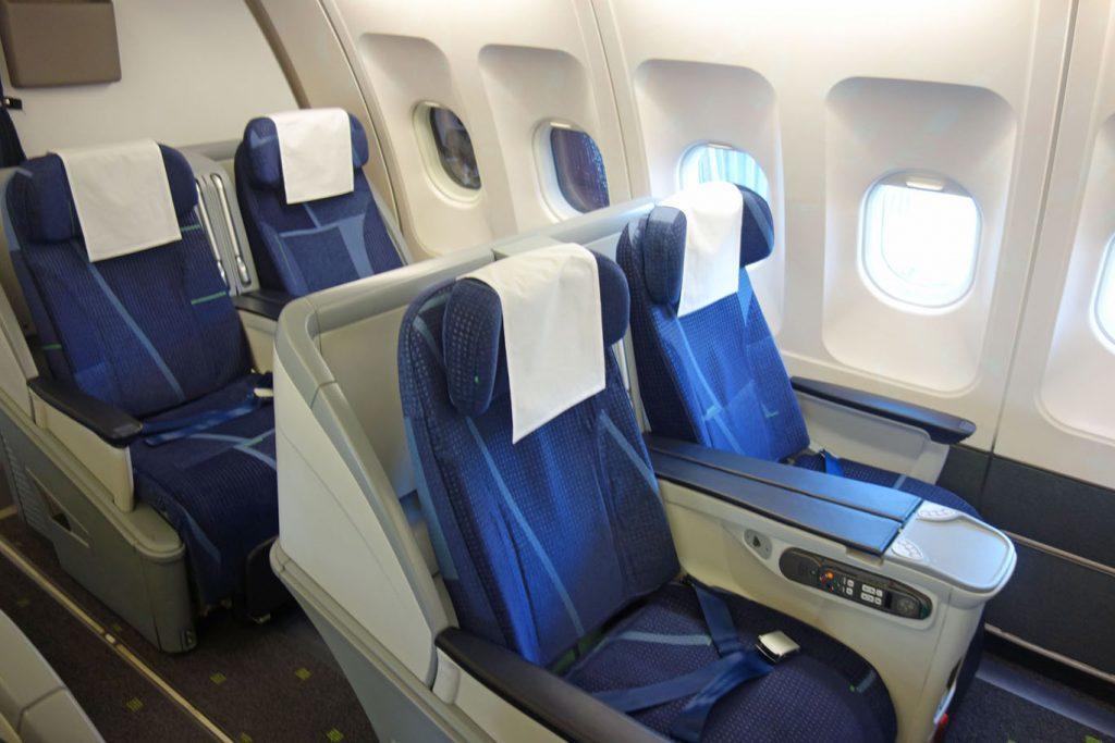 Теперь все широкофюзеляжные самолеты TAP имеют новый бизнес-класс!