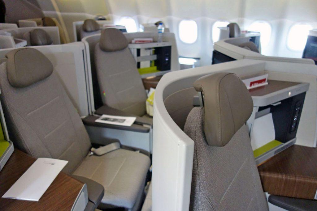 Обзор: TAP, бизнес-класс (A330-900neo), Лиссабон — Сан-Паулу