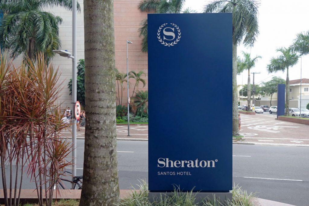 Обзор: Sheraton, Сантос