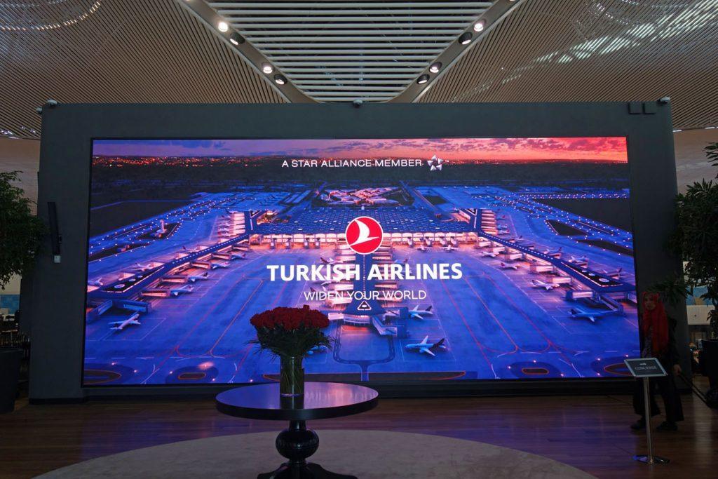Turkish Airlines: первый рейс первого Dreamliner'а