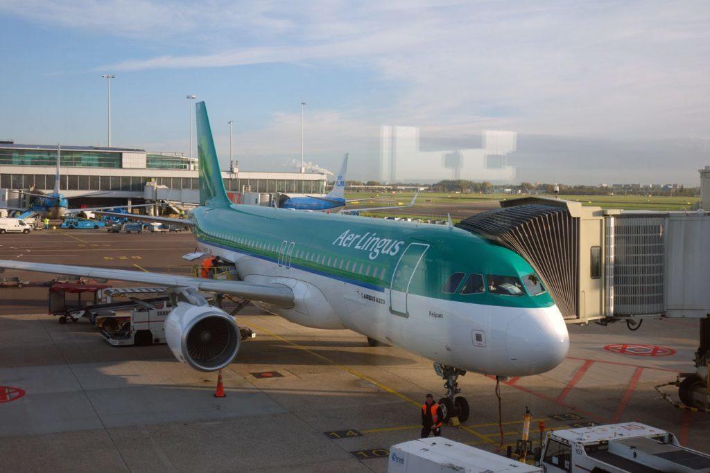 Мили Alaska уже можно тратить на полеты с Aer Lingus
