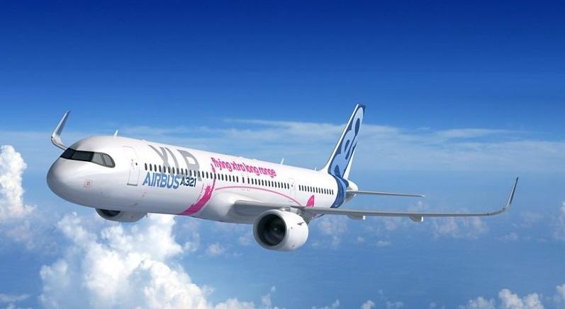 Airbus представил новый самолет A321XLR