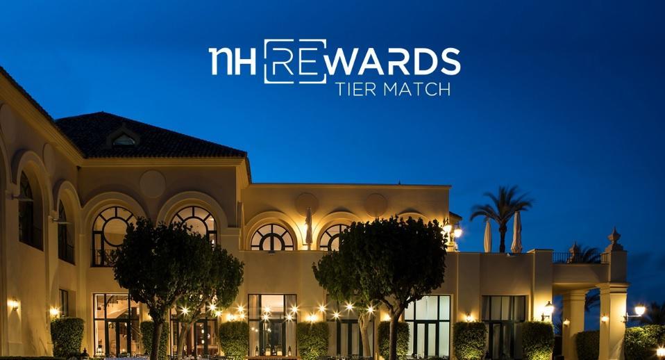 Статус-матч до NH Rewards Silver для участников GHA Discovery Platinum