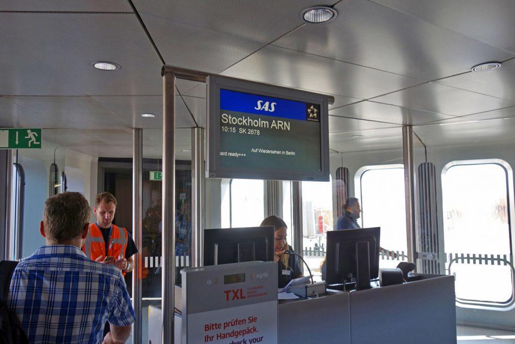 Обзор: бизнес-класс SAS Plus внутри Европы